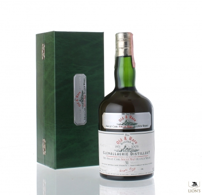 Glenallachie 1971 31yo Platinum Selection