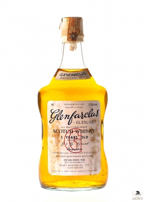 Glenfarclas 1971 5 years old 2 litres