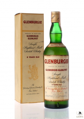 Glenburgie 5 years old