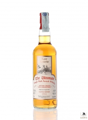 Glencadam 1972 cask 7822 The Ultimate