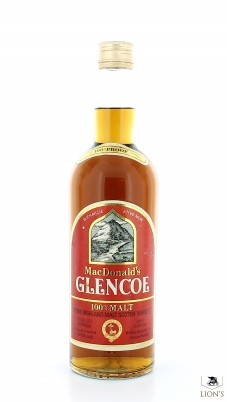 Glencoe 8 Years Old 100 Proof