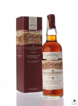 Glendronach 12yo  sherry