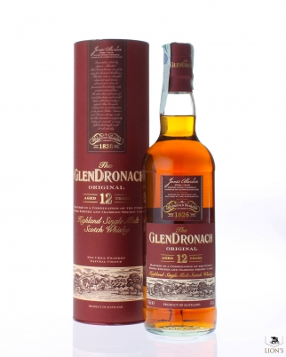 Glendronach 12 years old Original 43%