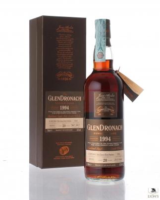 Glendronach 1994 20yo 53.2% cask 3398