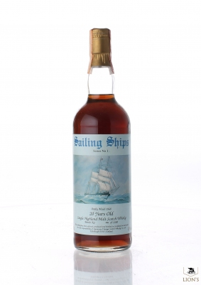 Glendronach 1970 20 years old Signatory Sailing Ships
