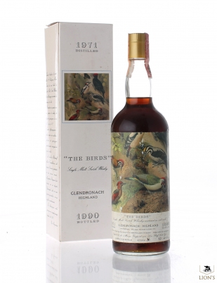 Glendronach 1971 The Birds Moon import