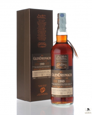 Glendronach 1989 22 years old cask 98