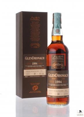 Glendronach 1994 20yo 53.3% cask 3273