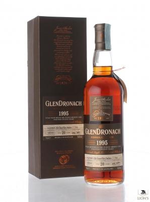 Glendronach 1995 20yo 54.6% cask 543