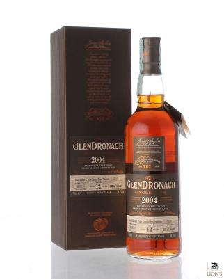 Glendronach 2004 12yo 58.3% cask 5523