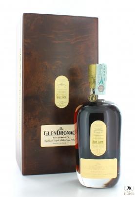 Glendronach 31 years old Grandeur 45.8%