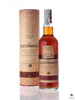 Glendronach Cask Strenght Batch 1 54.8%