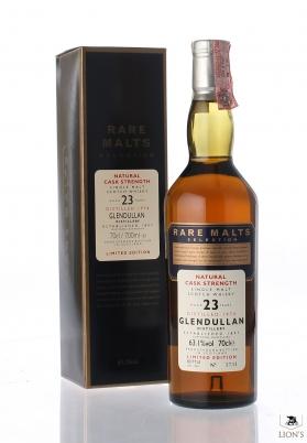 Glendullan 1974 23yo 63.1% Rare malts