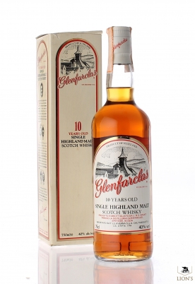 Glenfarclas 10 years old 75cl