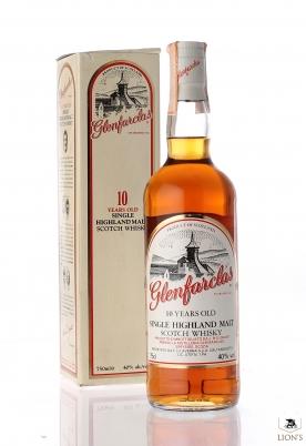 Glenfarclas 10 years old 75cl