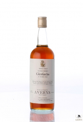 Glenfarclas 1969 8 years old Avery's for Corti