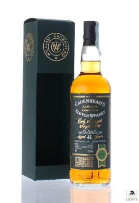 Glenfarclas 1973 41 years old Cadenhead's