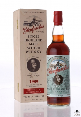 Glenfarclas 1989 Spirit of Independence