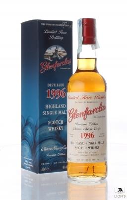 Glenfarclas 1996 Oloroso