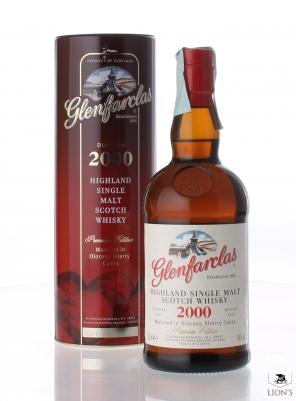 Glenfarclas 2000 Oloroso Sherry