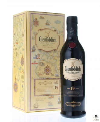 Glenfiddich 19 years old Age of Discovery