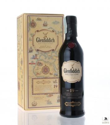 Glenfiddich 19yo Age of Discovery Madeira Cask finish