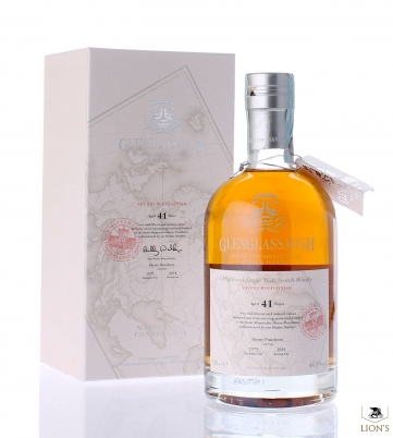 Glenglassaugh 1973 41yo 44.5% Massandra Connection