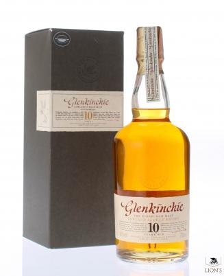 Glenkinchie 10y 43% 70 cl box grigio