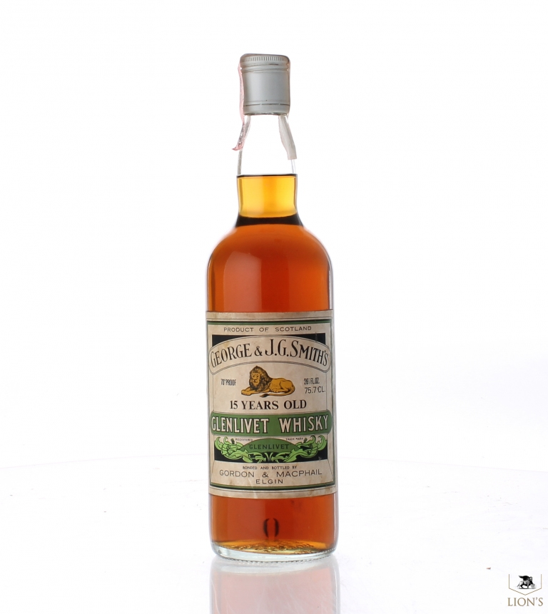 years old 70 proof glenlivet 15 years old 70 proof