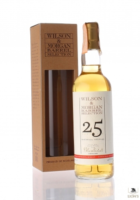 Glenlivet 1974 25 years old Wilson & Morgan