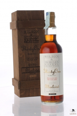 Glenlivet 1975 31 years old Wilson & Morgan