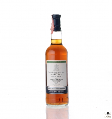 Glenlivet 1975 Berry's own selection Cask 10869