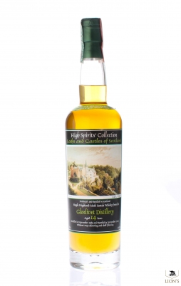 Glenlivet 1989 14 years old Lochs and Castles
