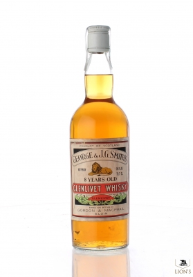Glenlivet 8 Years Old 100 Proof 75.7cl