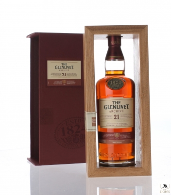 Glenlivet Archive 21 years old