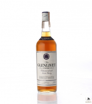 Glenlivet Export Baretto