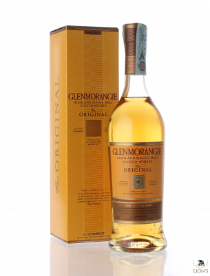 Glenmorangie 10 years old 40% 70cl The original