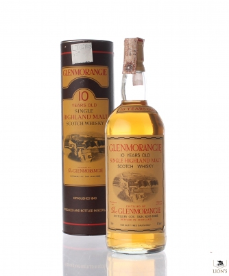 Glenmorangie 10 years old For Duty Free