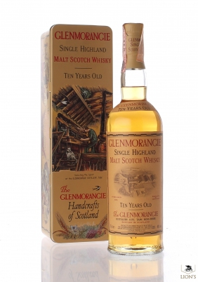 Glenmorangie 10 years old Handcrafts