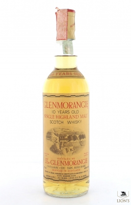 Glenmorangie 10y years old Zola Import