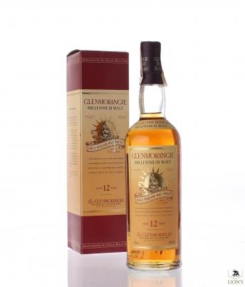 Glenmorangie 12yo Millennium malt