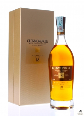 Glenmorangie 18 years old Extremely Rare