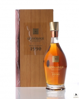 Glenmorangie 1990 Bond House No.1