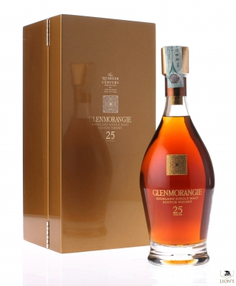 Glenmorangie 25 years old The Quarter Century