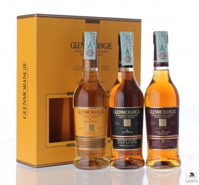 Glenmorangie Pack 3 x 35cl
