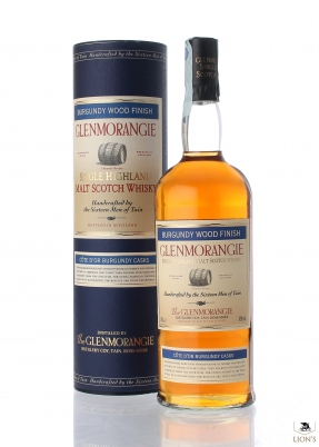 Glenmorangie  1litre Burgundy Wood Finish