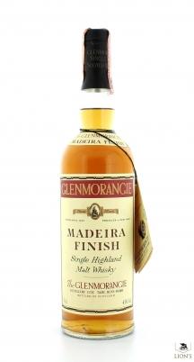 Glenmorangie Madeira finish