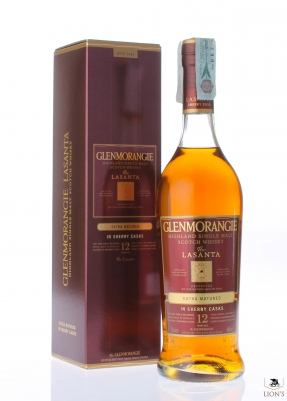 Glenmorangie La Santa