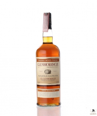 Glenmorangie sherry wood 43% 1 litre