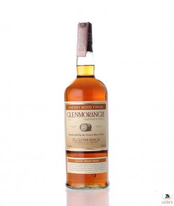 Glenmorangie sherry wood 43% 1 litre